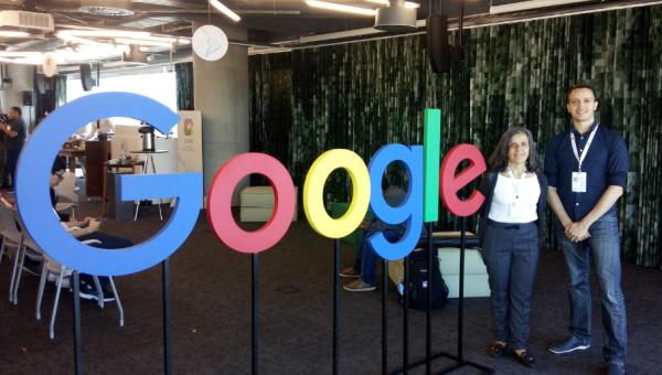 Doutorando da Escola Politécnica ganha prêmio Google pela terceira vez