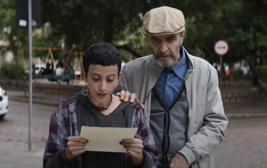 Cena do filme Aos olhos de Ernesto, uma das produções do Tecna