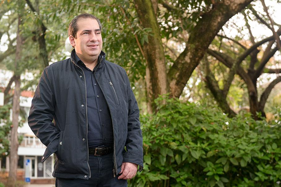 Fabiano Ramos é chefe do serviço de Infectologia do HSL