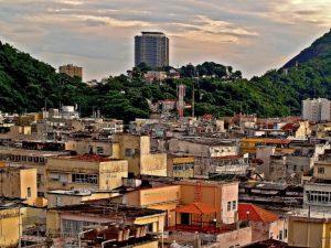 Desigualdade nas metrópoles