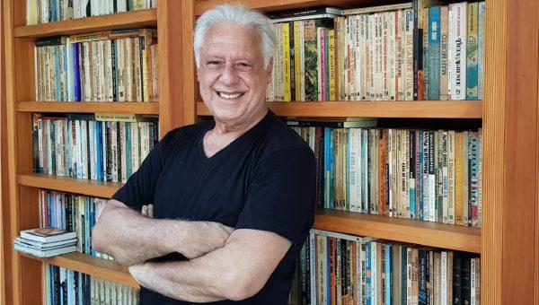 Antonio Fagundes divulga seu primeiro livro em bate-papo da série Ato Criativo