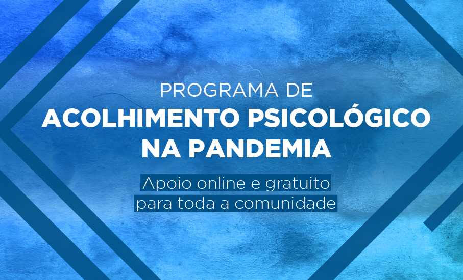 Programa de Acolhimento Psicológico na Pandemia, SAPP