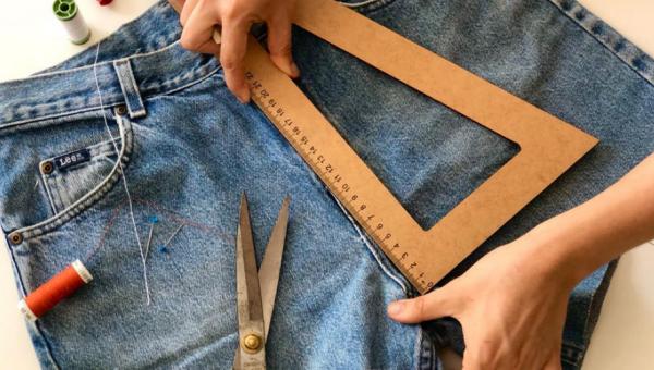 Pratique em Casa: customização utilitária, costura e autonomia
