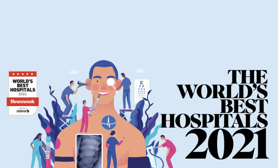 HSL é considerado um dos melhores hospitais do País em ranking internacional