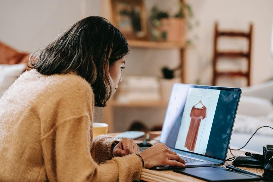Compras online aumentaram durante a pandemia
