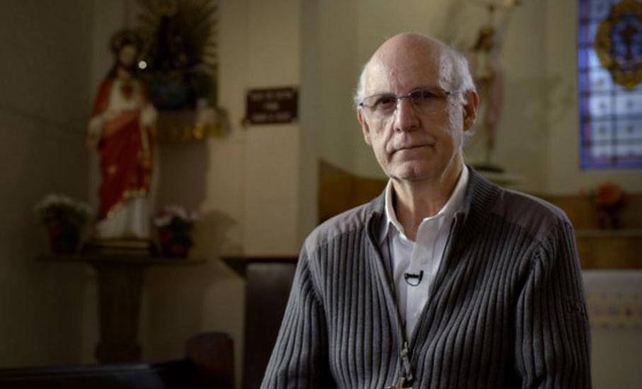 Entrevista com o padre Júlio Lancellotti foi realizada no programa Sem Estúdio