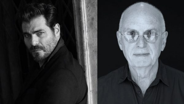 Thiago Lacerda e diretor Ron Daniels participam do Ato Criativo