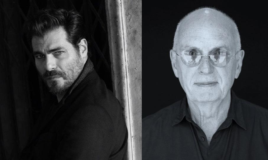 Thiago Lacerda e Ron Daniels participam do Ato Criativo