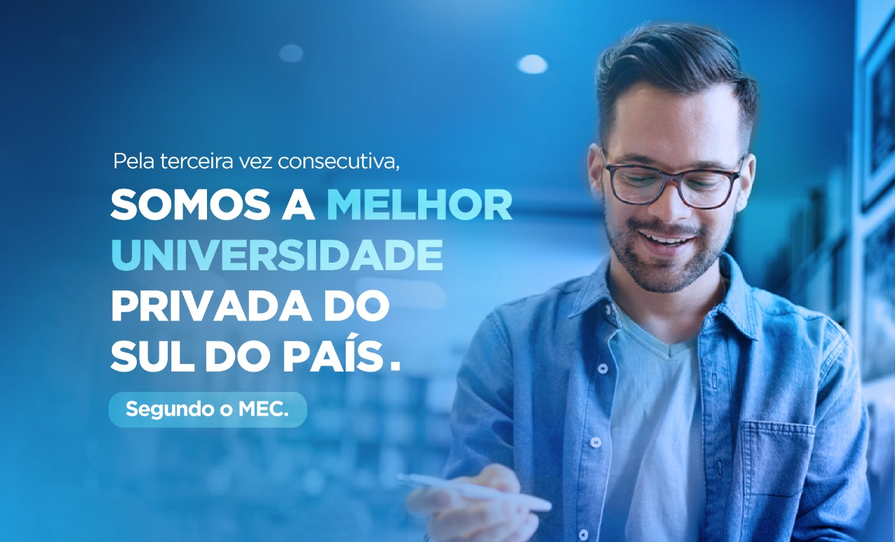 Pelo terceiro ano consecutivo, PUCRS é a melhor universidade privada do Sul do País segundo o MEC