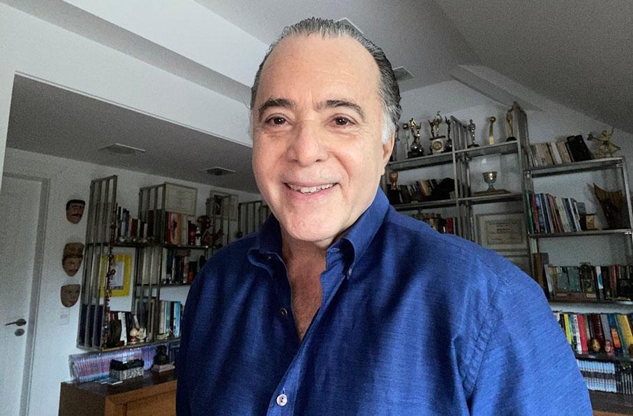Ato Criativo contará com a presença de Tony Ramos