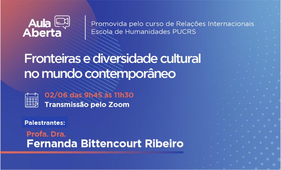 Participe de aulas abertas gratuitas dos cursos de Serviço Social e Relações Internacionais