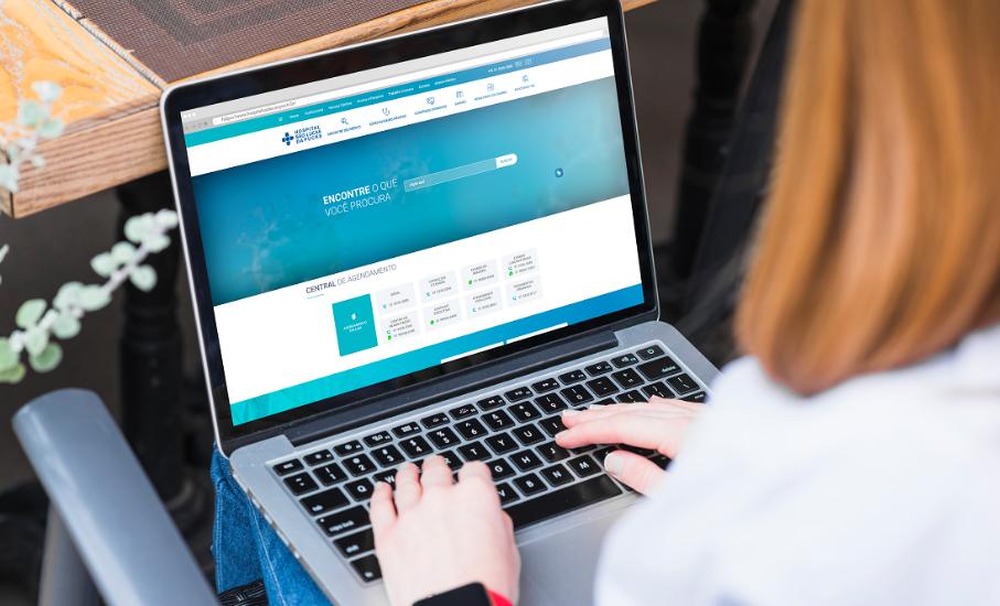 Conheça o novo site do HSL, com navegação intuitiva e foco na acessibilidade