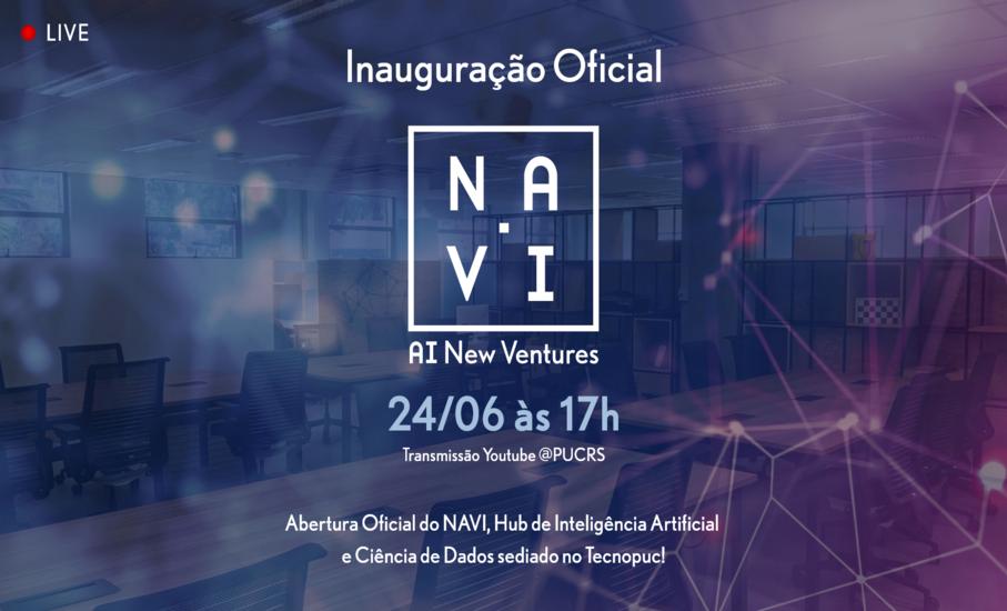 Inauguração NAVI