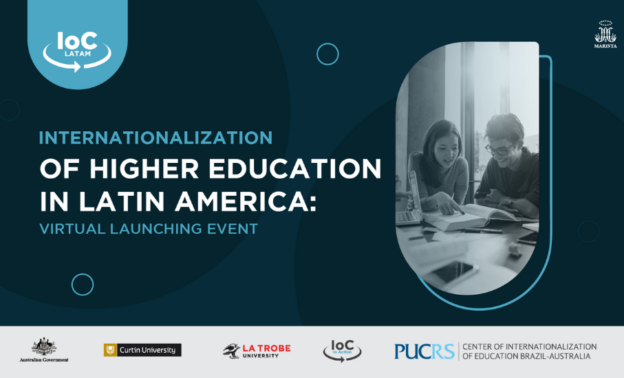 PUCRS liderará projeto de internacionalização do Ensino Superior da América Latina