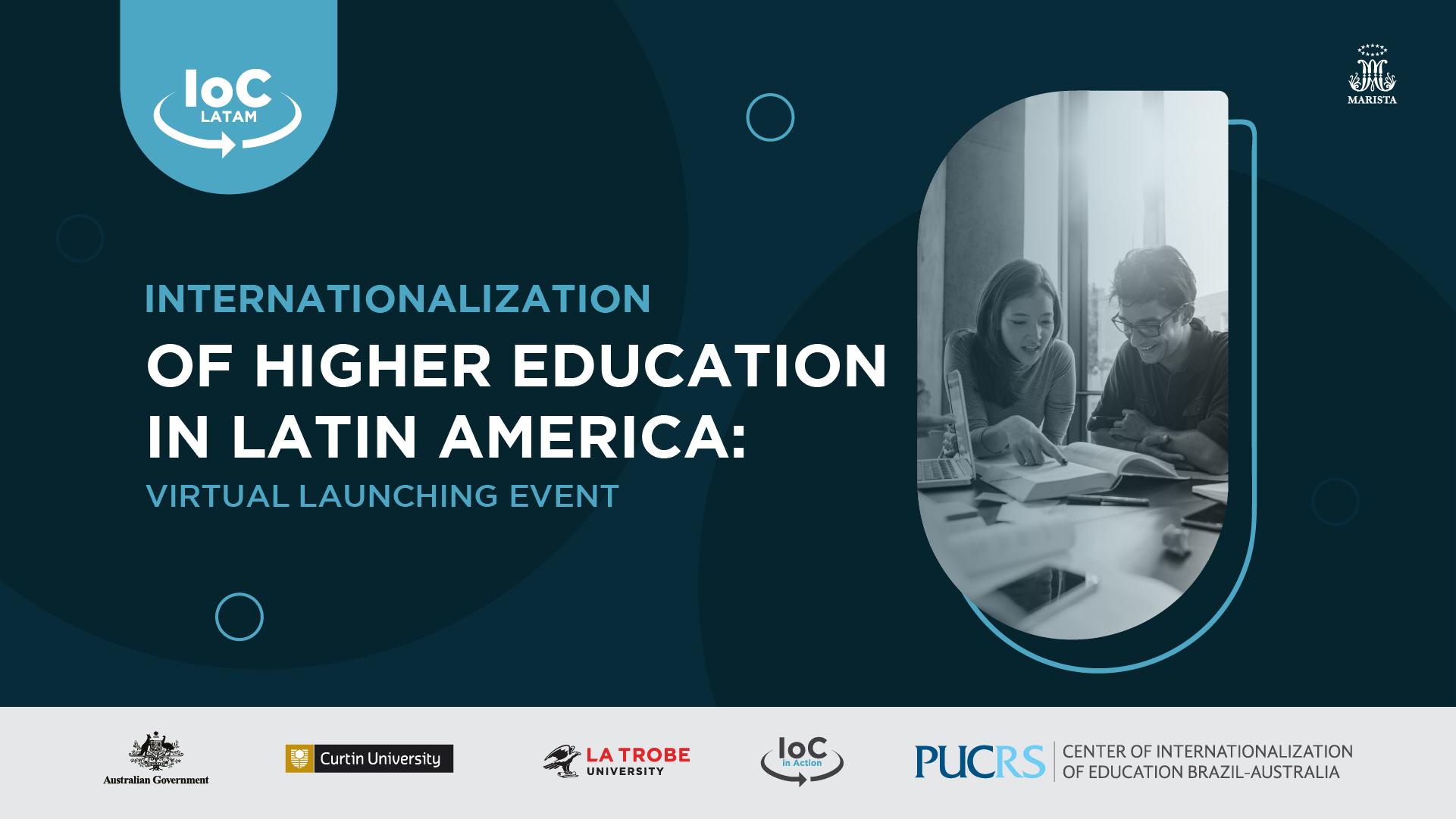 PUCRS será filial de programa de internacionalização da América Latina