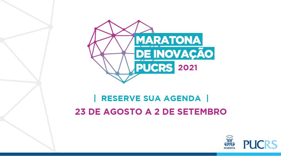 sociedade híbrida e hiperconectada, MIP 2021, Maratona de Inovação PUCRS