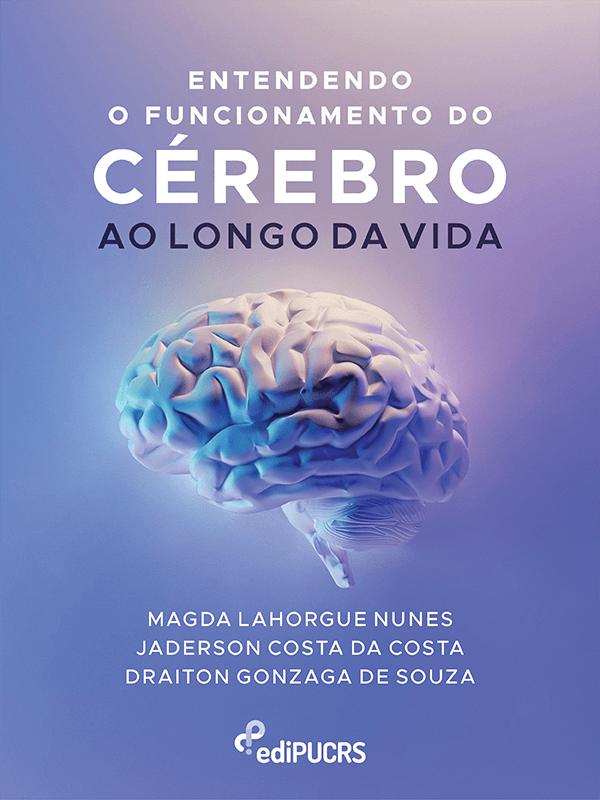 Capa do livro Funcionamento do cérebro ao longo da vida