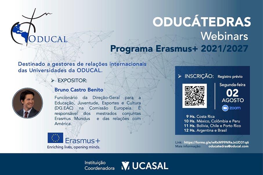 PUCRS participa de programa de internacionalização.