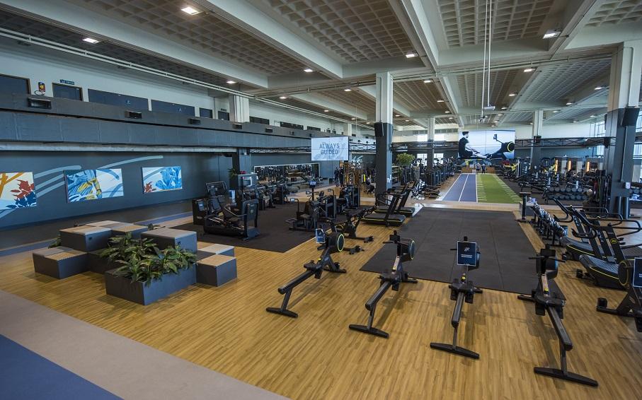 Academia Parque Esportivo
