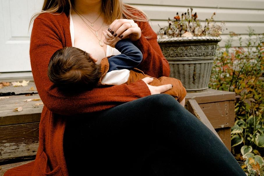 aleitamento materno, amamentação