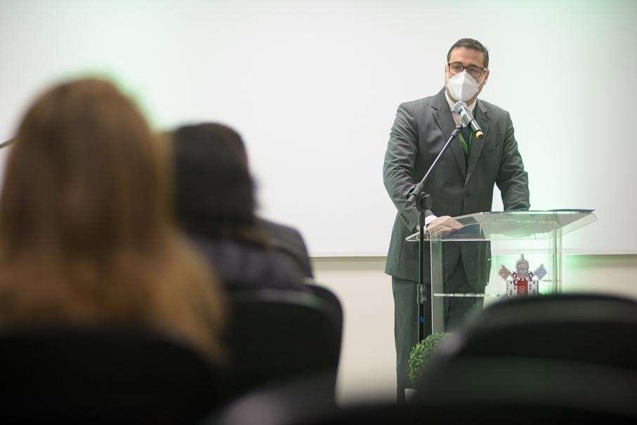 Escola de Medicina inaugura novo Laboratório de Pesquisa