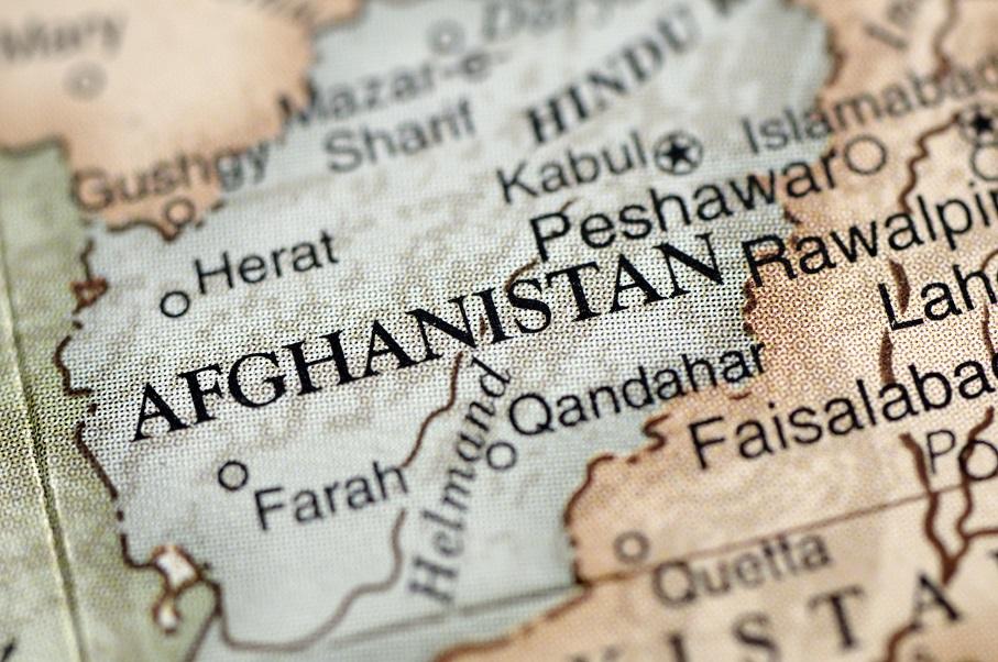crise no afeganistão
