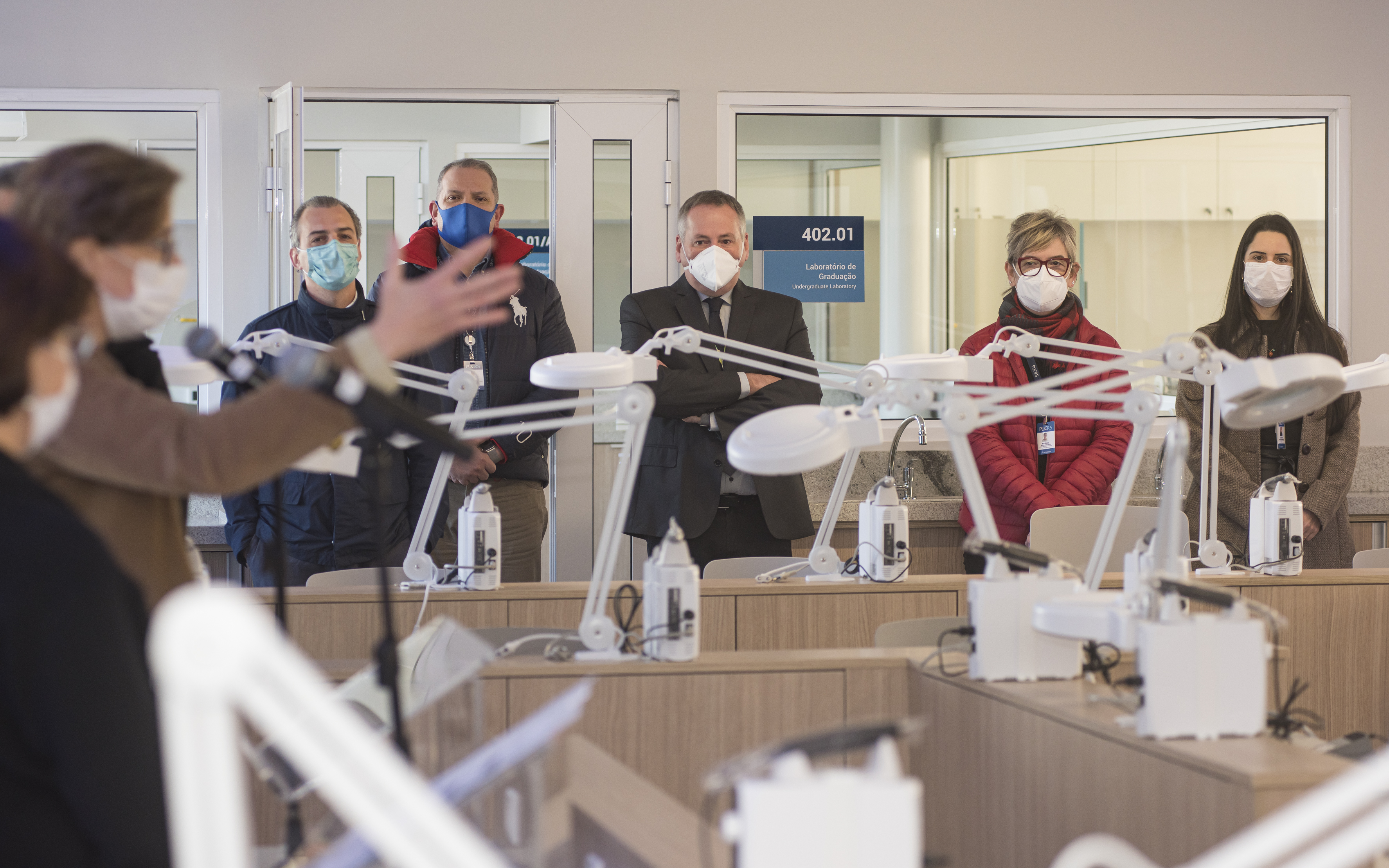 Laboratório de Odontologia é revitalizado e recebe equipamentos modernos e ergonômicos